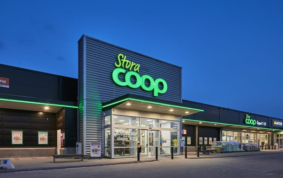 Image for AI assistant for Coop Sweden developed by EBI.AI